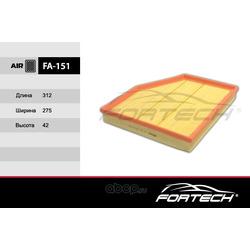 Фильтр воздушный (Fortech) FA151