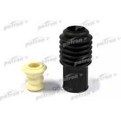 Амортизатор передний левый газовый (PATRON) PPK10206
