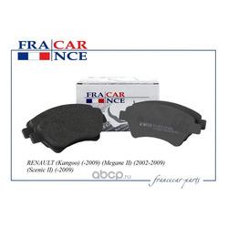 Колодка дискового тормоза (Francecar) FCR210495