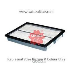 Фильтр воздушный пластик (Sakura) A1675