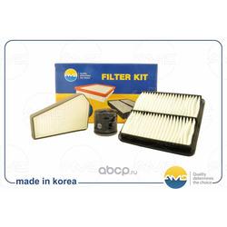 Комплект фильтров Lanos 3 шт масл, возд, салон (AMD) AMDSETF53
