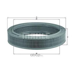 Воздушный фильтр (Mahle/Knecht) LX208