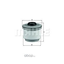 Топливный фильтр (Mahle/Knecht) KX268D