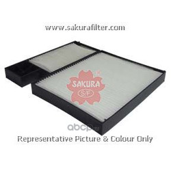 Фильтр салона комплект (Sakura) CA28280