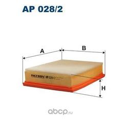 Фильтр воздушный Filtron (Filtron) AP0282