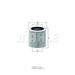 Масляный фильтр (Mahle/Knecht) OX387D
