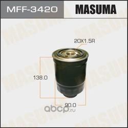 Фильтр топливный (Masuma) MFF3420