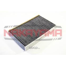 Фильтр салона угольный NISSAN: JUKE 10-, RENAULT F (NAKAYAMA) FC356NY