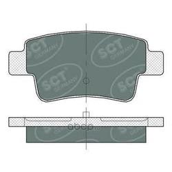 Колодки торм.RR (SCT) SP378