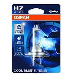 Лампа накаливания, фара дальнего света (Osram) 64210CBI01B