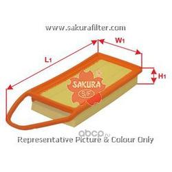 Фильтр воздушный (Sakura) A1765