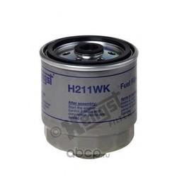 Топливный фильтр (Hengst) H211WK
