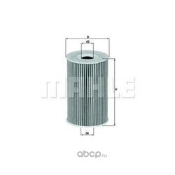Масляный фильтр (Mahle/Knecht) OX351D