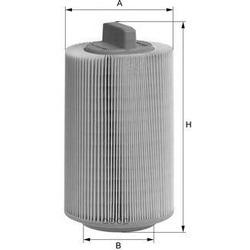 Фильтр воздушный (M-Filter) A866