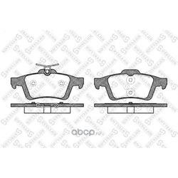 Комплект тормозных колодок (Stellox) 853030SX