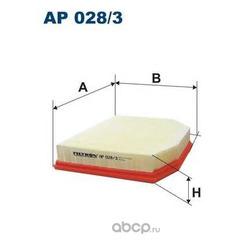 Фильтр воздушный Filtron (Filtron) AP0283