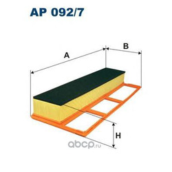 Фильтр воздушный Filtron (Filtron) AP0927