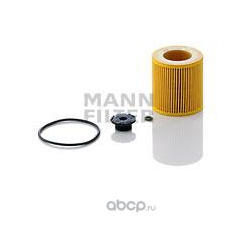 Масляный фильтр (MANN-FILTER) HU816ZKIT