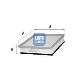 Воздушный фильтр (UFI) 3037400