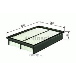 Воздушный фильтр (Bosch) 1457433955