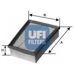 Воздушный фильтр (UFI) 3041700