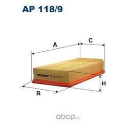 Фильтр воздушный Filtron (Filtron) AP1189