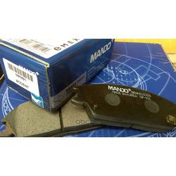 Тормозные колодки (Mando) MPH01