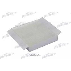 Фильтр салона (к-кт 2шт) Peugeot 207 1.4/1.6/HDi 06- (PATRON) PF2201