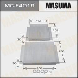 Фильтр салонный (Masuma) MCE4019