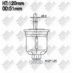 Фильтр топливный (JS Asakashi) FS3211