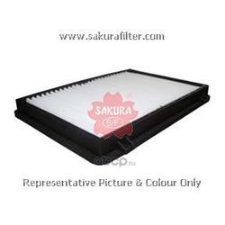Фильтр салона (Sakura) CA65180