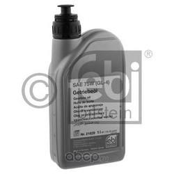 Масло трансм. МКПП синтетика, 75W GL-4 1л (Febi) 21829
