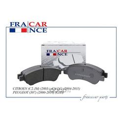 Колодка дискового тормоза (Francecar) FCR210497