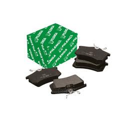 Колодки тормозные дисковые задние, усиленные (PILENGA) FDP2571T