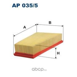 Фильтр воздушный Filtron (Filtron) AP0355
