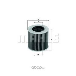 Масляный фильтр (Mahle/Knecht) OX414D2