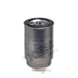 Топливный фильтр (Hengst) H70WK
