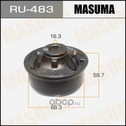 Сайлентблок (Masuma) RU483
