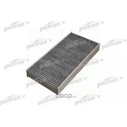 Фильтр салона угольный CITROEN: C5 04-, C5 Break 04-, C6 05-, PEUGEOT: 407 04-, 407 SW 04-, 407 купе 05- (PATRON) PF2099