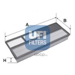 Воздушный фильтр (UFI) 3026500