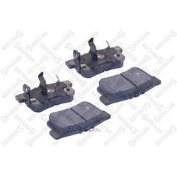 Комплект тормозных колодок (Stellox) 000064BSX