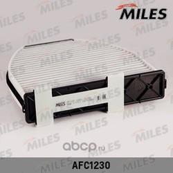Фильтр салона MB W204/212 07- угольный (Miles) AFC1230