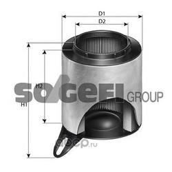 Воздушный фильтр (PURFLUX) A1201