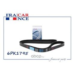 Ремень поликлиновой 6PK1795 (Francecar) FCR211317