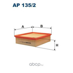 Фильтр воздушный Filtron (Filtron) AP1352