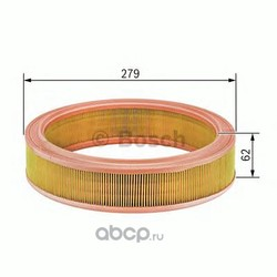 Фильтр воздушный (Bosch) 1457429054