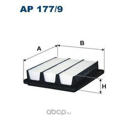 Фильтр воздушный Filtron (Filtron) AP1779