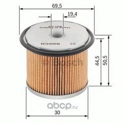 Топливный фильтр (Bosch) 1457429657