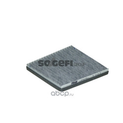 Фильтр салонный (угольный) FRAM (Fram) CFA11739