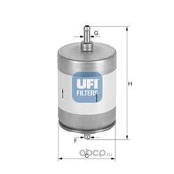 Топливный фильтр (UFI) 3181700